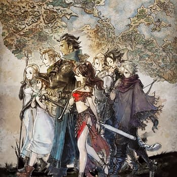 Octopath Traveler main art