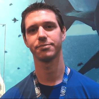 Matt Ellison lego dc super-villains sdcc 2018