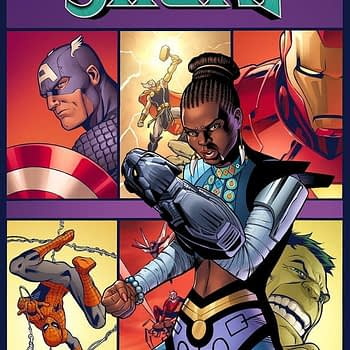 black panther shuri comic