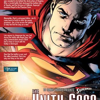 superman #1 brian michael bendis
