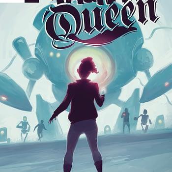 Vagrant Queen #2 cover by Natasha Alterici