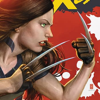 X-23 #1 cover by Mike Choi