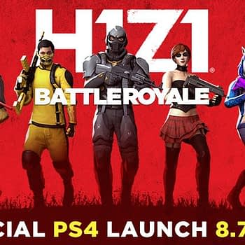 h1z1 ps4 battle royale launch