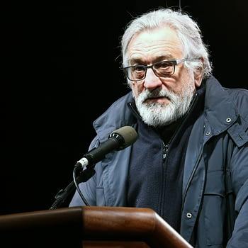 Robert De Niro in 2017