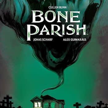 Bone Parish #2 cover by Lee Garbett
