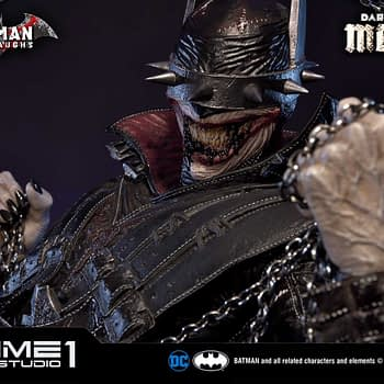 Dark Knights Metal Batman Who Laughs Prime 1 Studio Statue 4