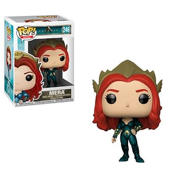Funko Aquaman Mera Pop
