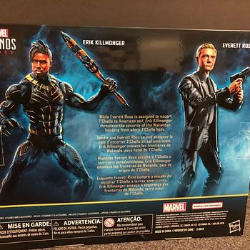 Marvel Legends Black Panther Target Exclusive Set 2