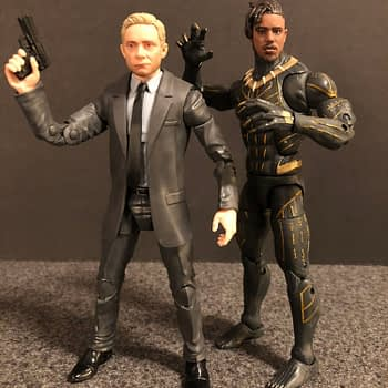 Marvel Legends Black Panther Target Exclusive Set 3