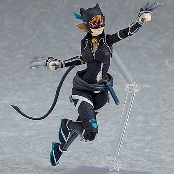 Catwoman Ninja Figma Figure Good Smile 2