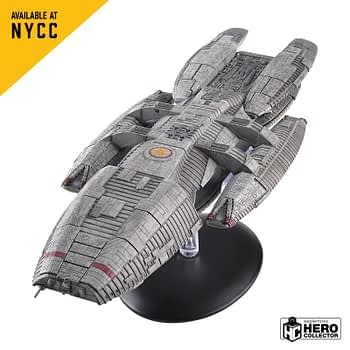 Eaglemoss Battlestar Galactica Galactica