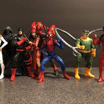Marvel Legends Spider-Man SPDR Wave 34