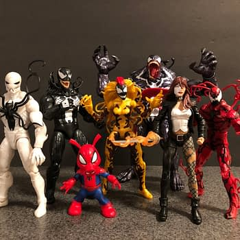 Marvel Legends Venom Wave 1