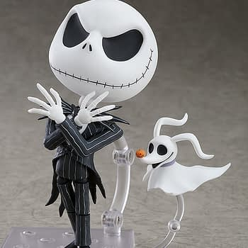 Jack Skellington Nendoroid Figure 5