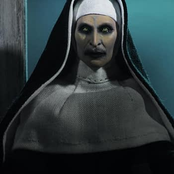 The Nun Valak Figure by NECA 2