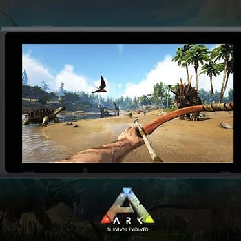 ARK: Survival Evolved on Nintendo Switch, Coming November 30, 2018!