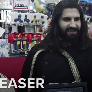 What We Do in the Shadows | Season 1: Cash or Credit Teaser | FX