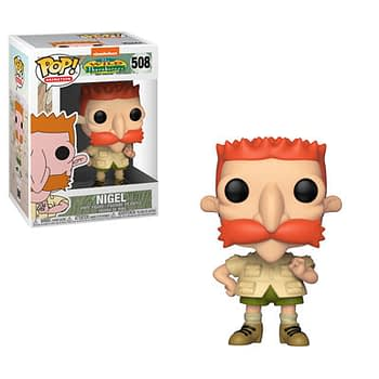 Funko Nicktoons Nigel