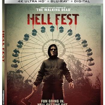Hell Fest 4K Cover