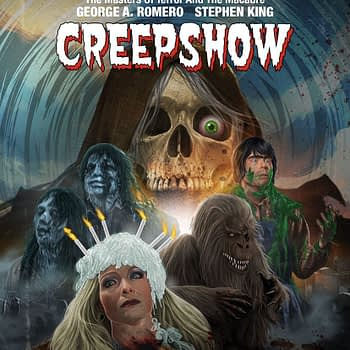 Scream Factory Creepshow Blu Ray