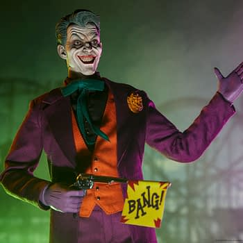 Sideshow Collectibles Sixth Scale Joker 7
