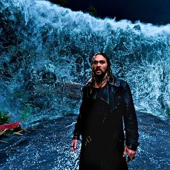 Aquaman JASON MOMOA as Aquaman