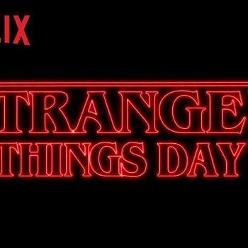 Stranger Things | Stranger Things Day | Netflix