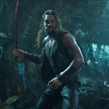 Aquaman - Attitude (In Theaters December 21)