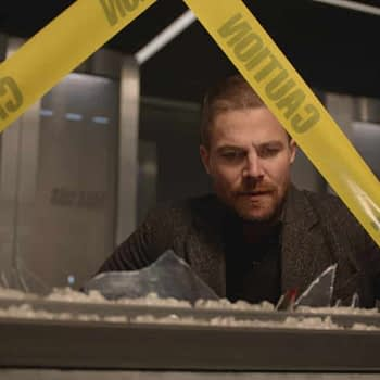arrow shattered midseason images