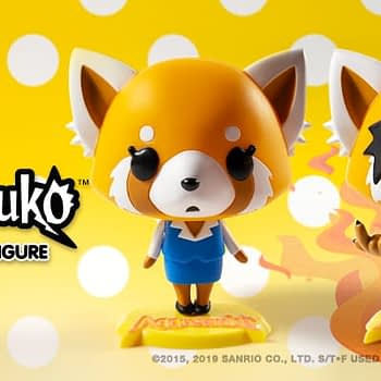 Kidrobot Aggretsuko Figures 1