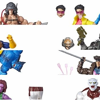 Marvel Legends X-Men Wave