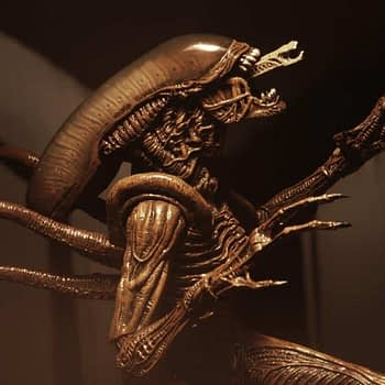 NECA Alien Resurrection Xenomorph 4