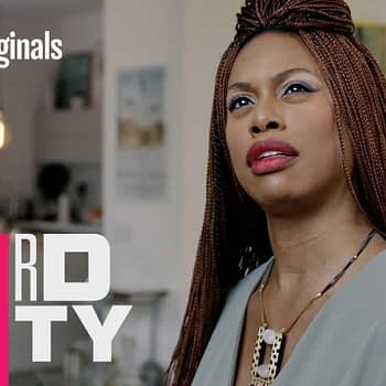 Laverne Cox lives in a smart house | Weird City
