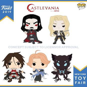 Funko New York Toy Fair Castlevania