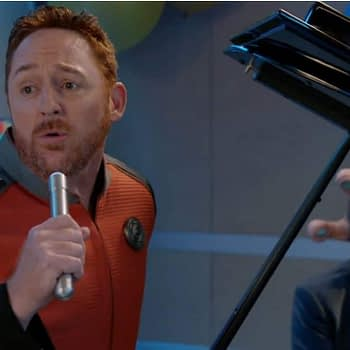 The Orville - Identity Part I Scott Grimes