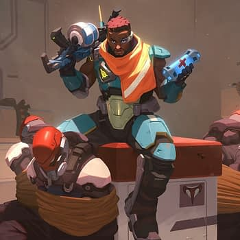 Overwatch Adds Baptiste To The PTR Servers Today