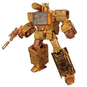 Transformers Golden Lagoon Soundwave 2