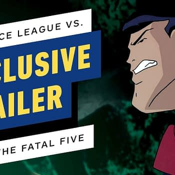 Justice League vs. The Fatal Five - Exclusive Trailer Debut