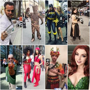 50 Shots of Cosplay From WonderCon 2019 - From Lil' Stan Lee to Bodypaint Batgirl
