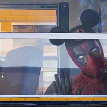 Deadpool Disney Ryan Reynolds 20th Century Fox