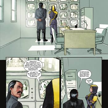 Foolish Forge Thinks Prison is for Rehabilitation in Next Week's Age of X-Man: Prisoner X #2