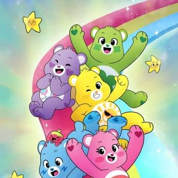 IDW is Launching a New Care Bears Comic in July