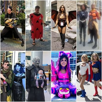 100-Ish More Cosplay Shots From WonderCon 2019 Day Two - Star Trek Flintstone to Cheshire Cat Stormtrooper