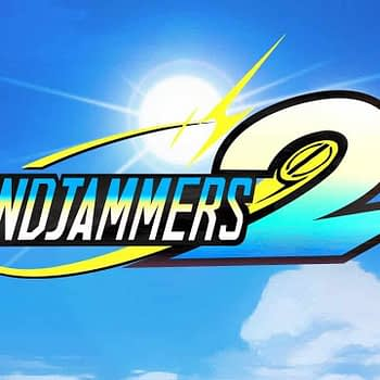 Windjammers 2 - Gameplay Reveal Trailer (alpha footage)