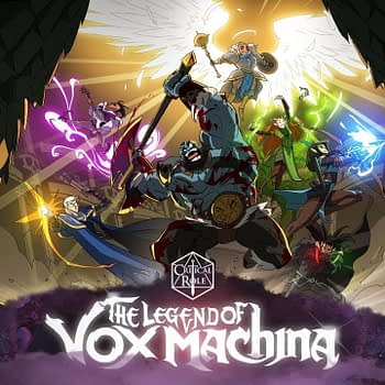 The Legend of Vox Machina Kickstarter is LIVE!