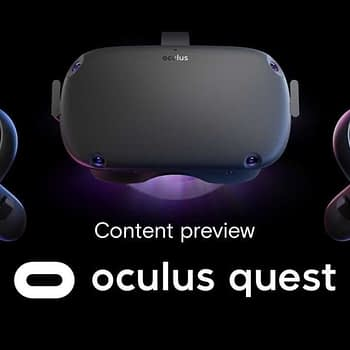 Game On | Oculus Quest Content Preview