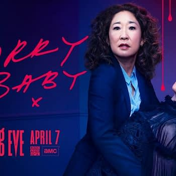 Obsession | FINAL Killing Eve Trailer | April 7 at 8pm on BBC America