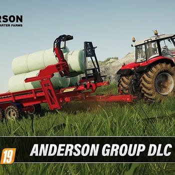 Farming Simulator 19   Anderson Group DLC Trailer