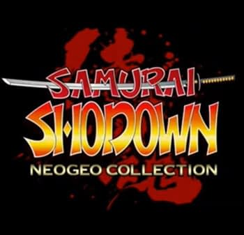 SNK Announces Samurai Shodown NeoGeo Collection