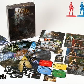 Square Enix Announces Tomb Raider Legends: The Board Game